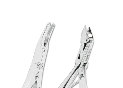 Bone/soft tissue nipper