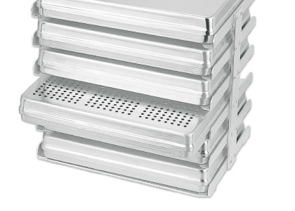Aluminium Instrument Trays Articles