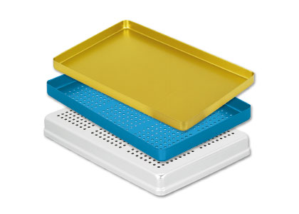Aluminium Instrument Trays